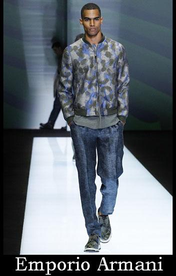 Abbigliamento Emporio Armani Primavera Estate Uomo 9