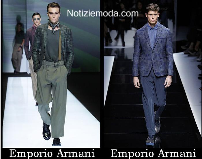 Abbigliamento Emporio Armani Primavera Estate