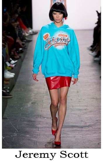 Abbigliamento Jeremy Scott Primavera Estate Look 2