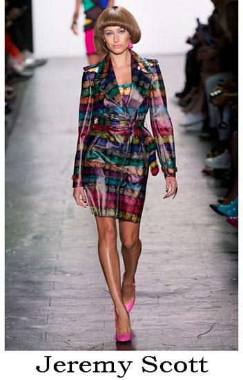 Abbigliamento Jeremy Scott Primavera Estate Look 3