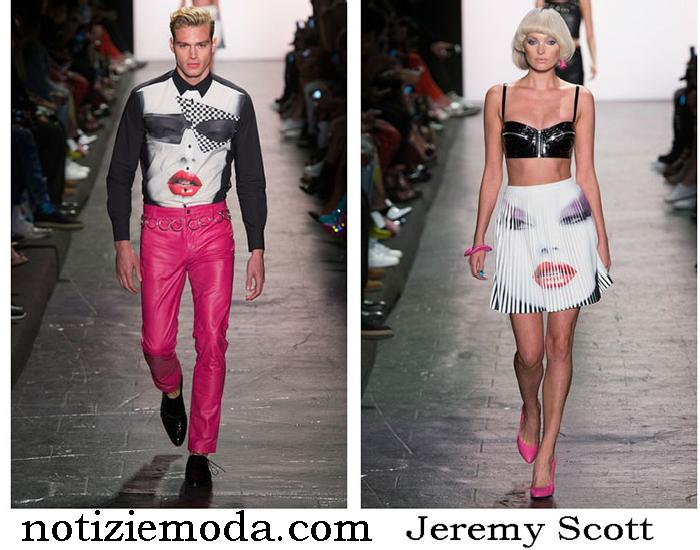 Abbigliamento Jeremy Scott Primavera Estate