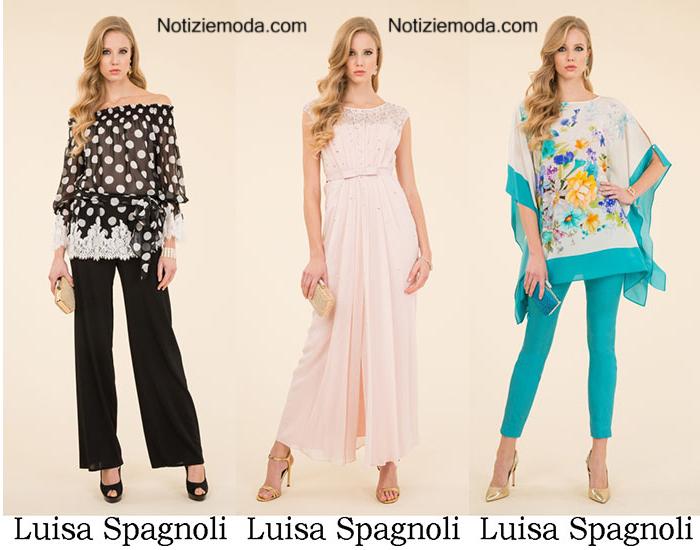 Abbigliamento Luisa Spagnoli Primavera Estate