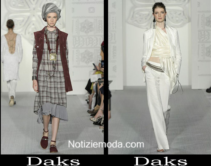 Accessori Daks Primavera Estate