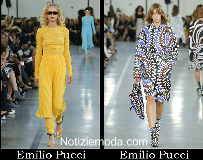 Accessori Emilio Pucci Primavera Estate