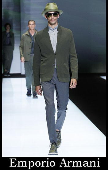 Accessori Emporio Armani Primavera Estate Uomo Look 5