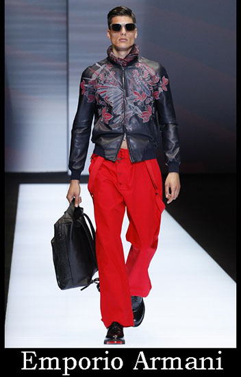 Accessori Emporio Armani Primavera Estate Uomo Look 6