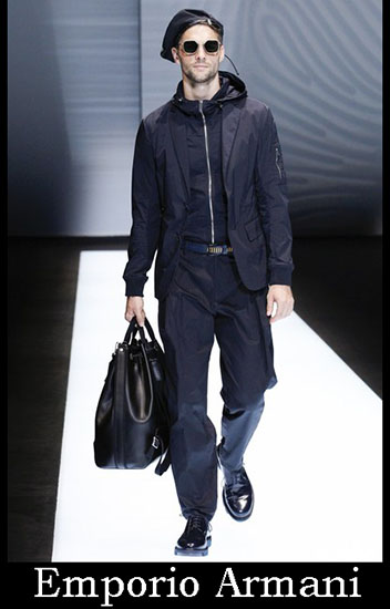 Accessori Emporio Armani Primavera Estate Uomo Look 7