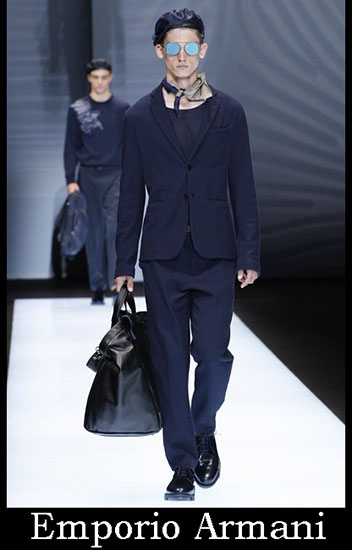 Accessori Emporio Armani Primavera Estate Uomo Look 9