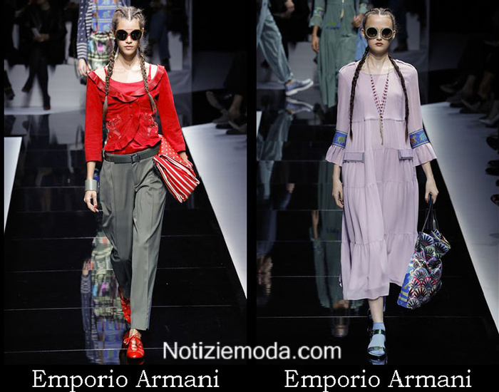Accessori Emporio Armani Primavera Estate