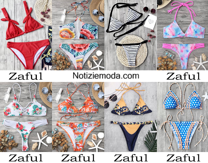 Bikini Zaful Estate 2017