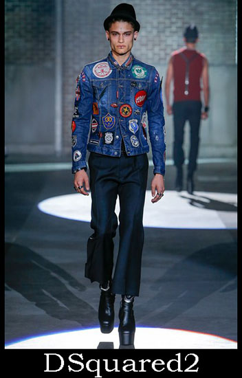 Catalogo DSquared2 Primavera Estate Look 1