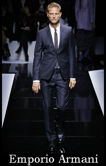 Catalogo Emporio Armani Primavera Estate Uomo Look 1