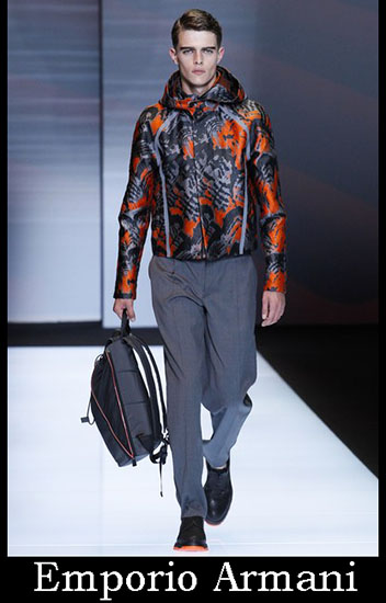 Catalogo Emporio Armani Primavera Estate Uomo Look 5