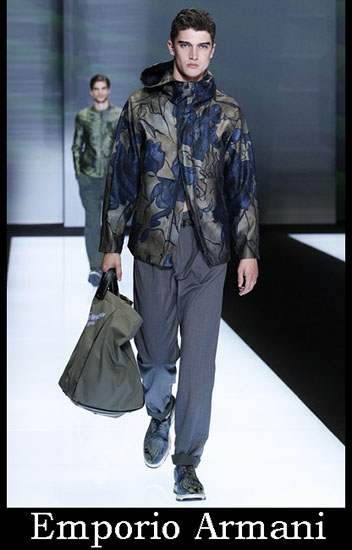 Catalogo Emporio Armani Primavera Estate Uomo Look 6