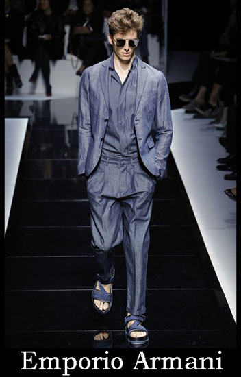 Catalogo Emporio Armani Primavera Estate Uomo Look 7