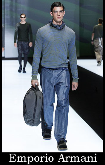Catalogo Emporio Armani Primavera Estate Uomo Look 9