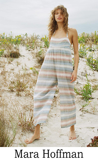 Catalogo Mara Hoffman Beachwear Look 4