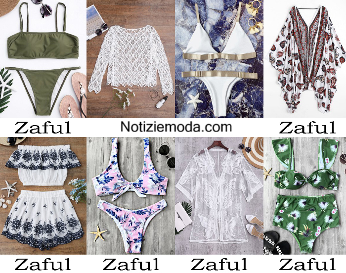 Catalogo Zaful Estate 2017