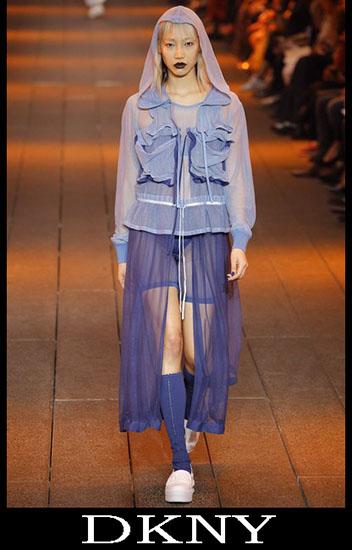 Collezione DKNY Primavera Estate Look 1