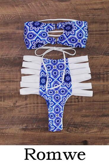 Costumi Romwe Estate Moda Mare Bikini Romwe 2