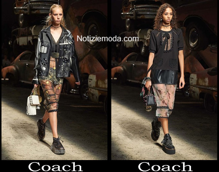 Moda Coach Primavera Estate