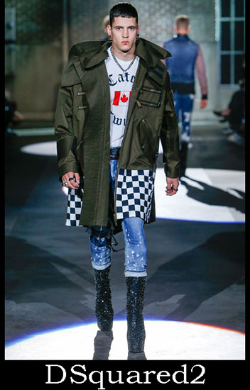 Moda DSquared2 Primavera Estate Look 1
