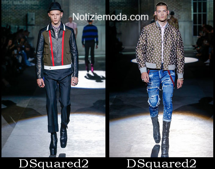 Moda DSquared2 Primavera Estate