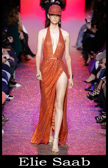 Moda Elie Saab Primavera Estate Look 1