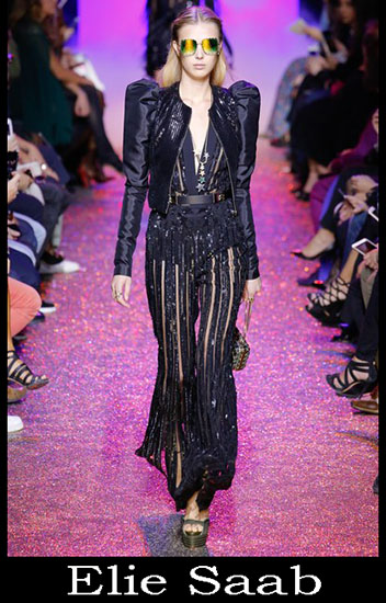 Moda Elie Saab Primavera Estate Look 3