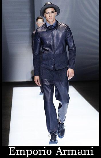 Moda Emporio Armani Primavera Estate Uomo Look 5