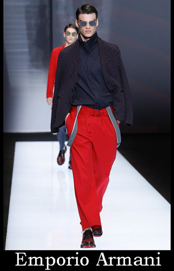 Moda Emporio Armani Primavera Estate Uomo Look 7