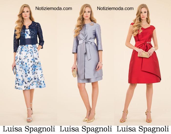 Moda Luisa Spagnoli Primavera Estate
