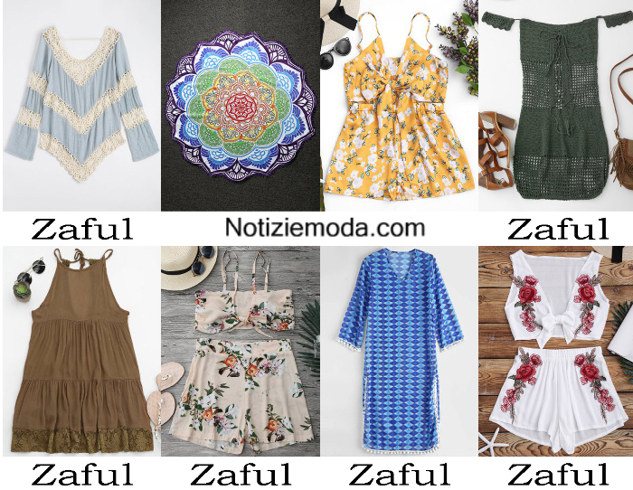 Moda Mare Zaful Estate 2017