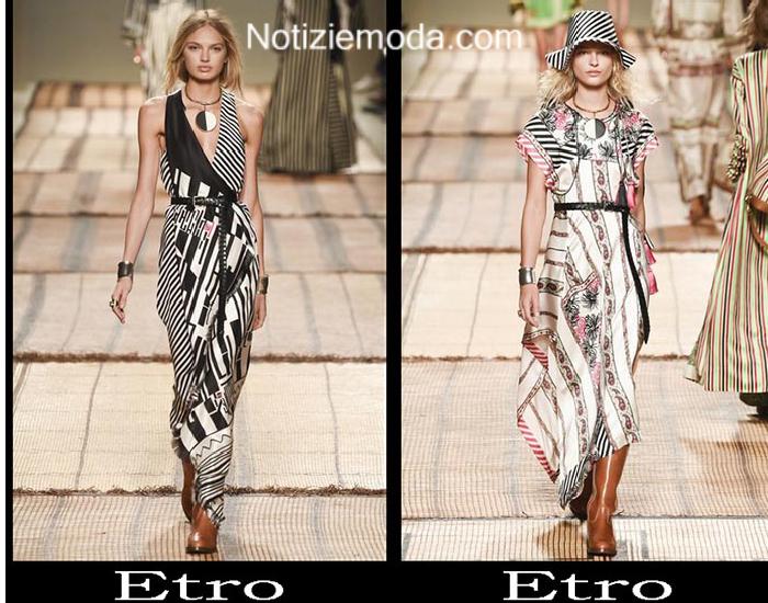 Abbigliamento Etro Primavera Estate
