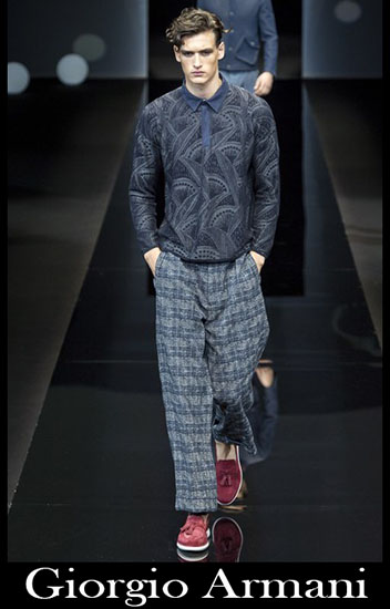 Abbigliamento Giorgio Armani Uomo Primavera Estate 2