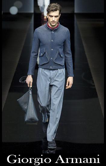 Abbigliamento Giorgio Armani Uomo Primavera Estate 4