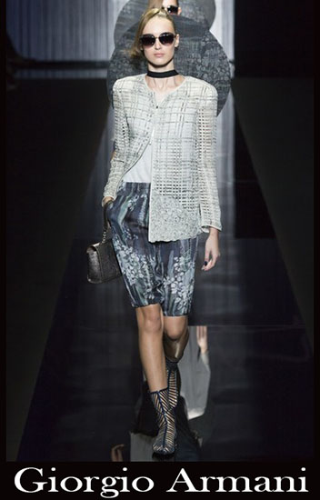 Accessori Giorgio Armani Primavera Estate Look 3