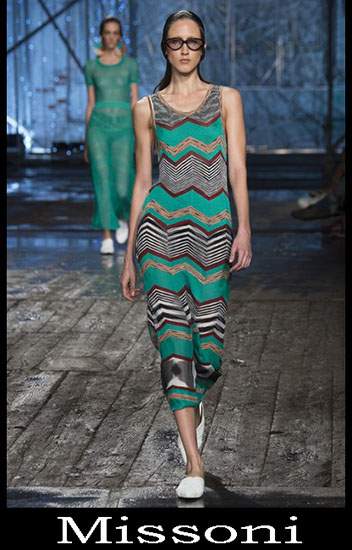 Accessori Missoni Primavera Estate Look 1