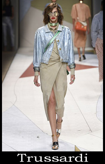 Accessori Trussardi Primavera Estate Look 2