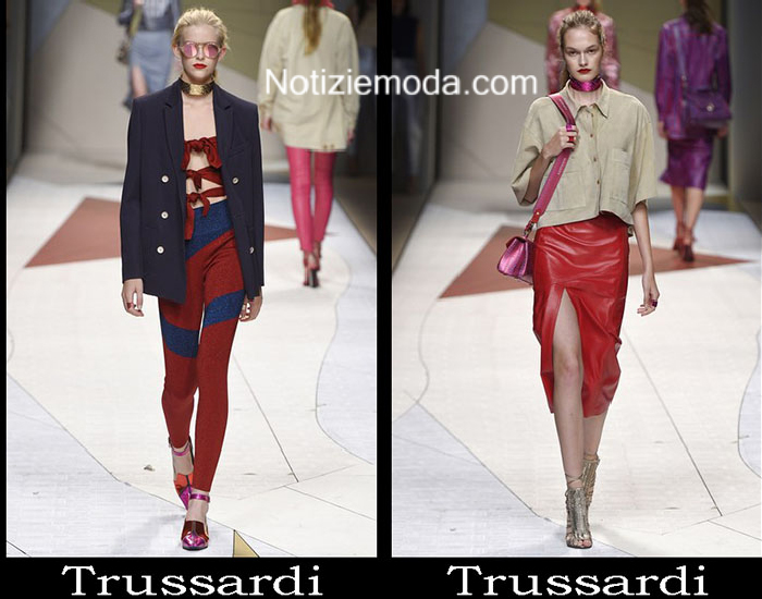 Accessori Trussardi Primavera Estate