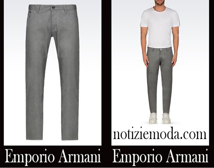 Catalogo Emporio Armani Estate Saldi