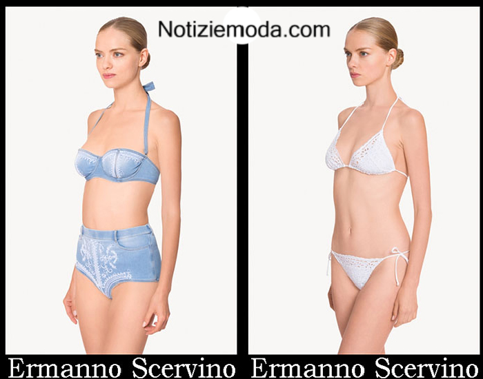 Catalogo Ermanno Scervino Estate 2017