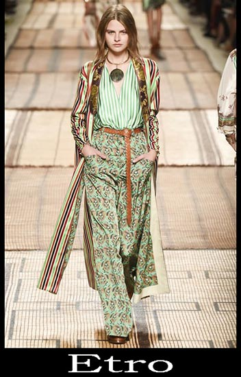 Catalogo Etro Primavera Estate Look 4