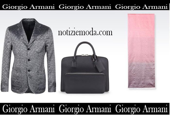 Catalogo Giorgio Armani Estate Saldi Uomo