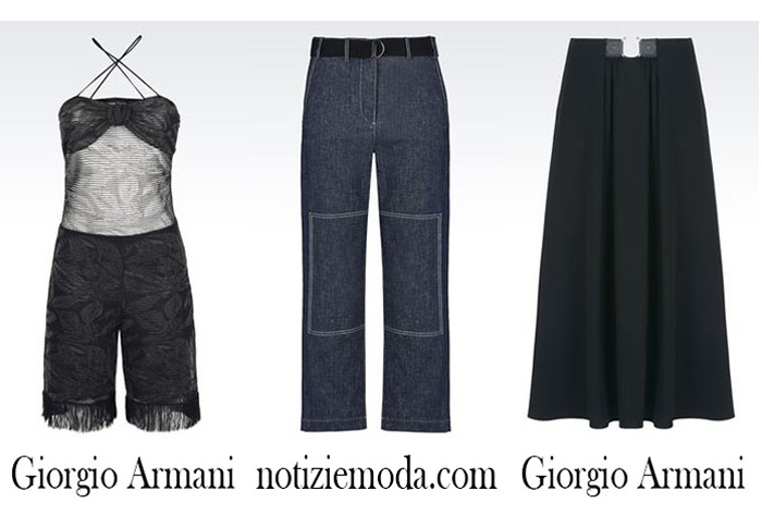 Catalogo Giorgio Armani Estate Saldi