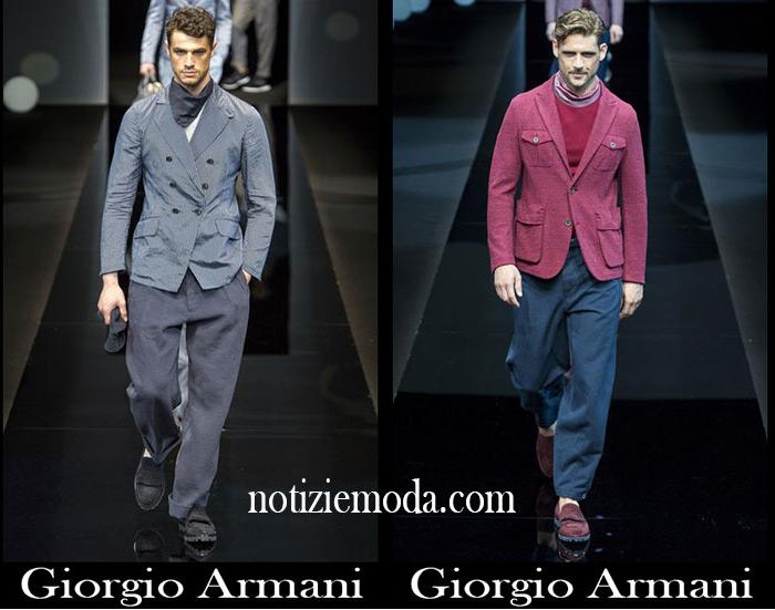 Catalogo Giorgio Armani Primavera Estate Uomo