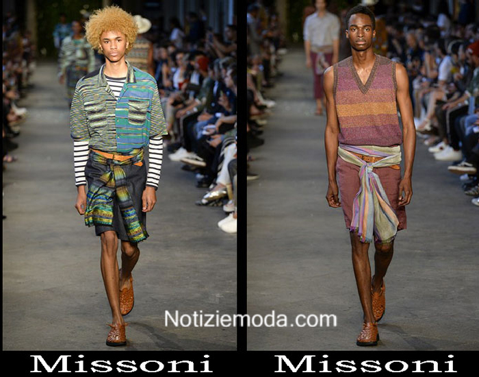 Catalogo Missoni Primavera Estate