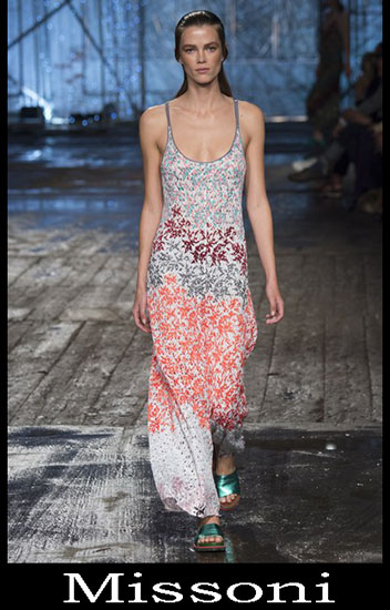 Catalogo Missoni Primavera Estate Look 1