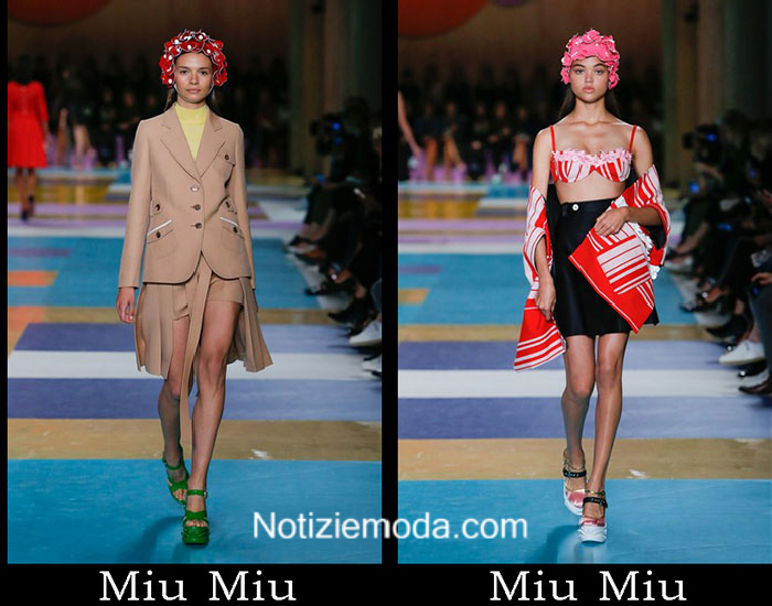Catalogo Miu Miu Primavera Estate