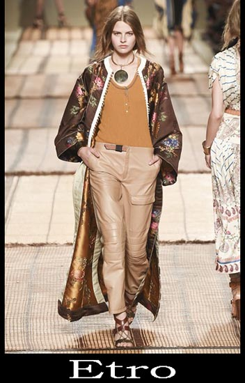 Moda Etro Primavera Estate Donna Look 3